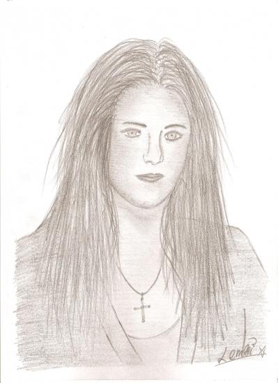 Kristen Stewart by -lembi-